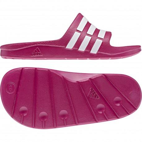 d953b9c5a Adidas Chanclas Duramo Slide K rosa