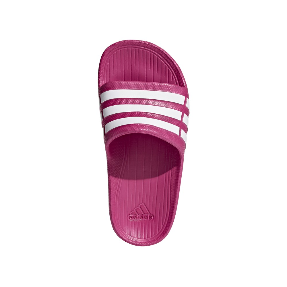 cheaper f1e4c b5243 ... Adidas Chanclas Duramo Slide K rosa ...