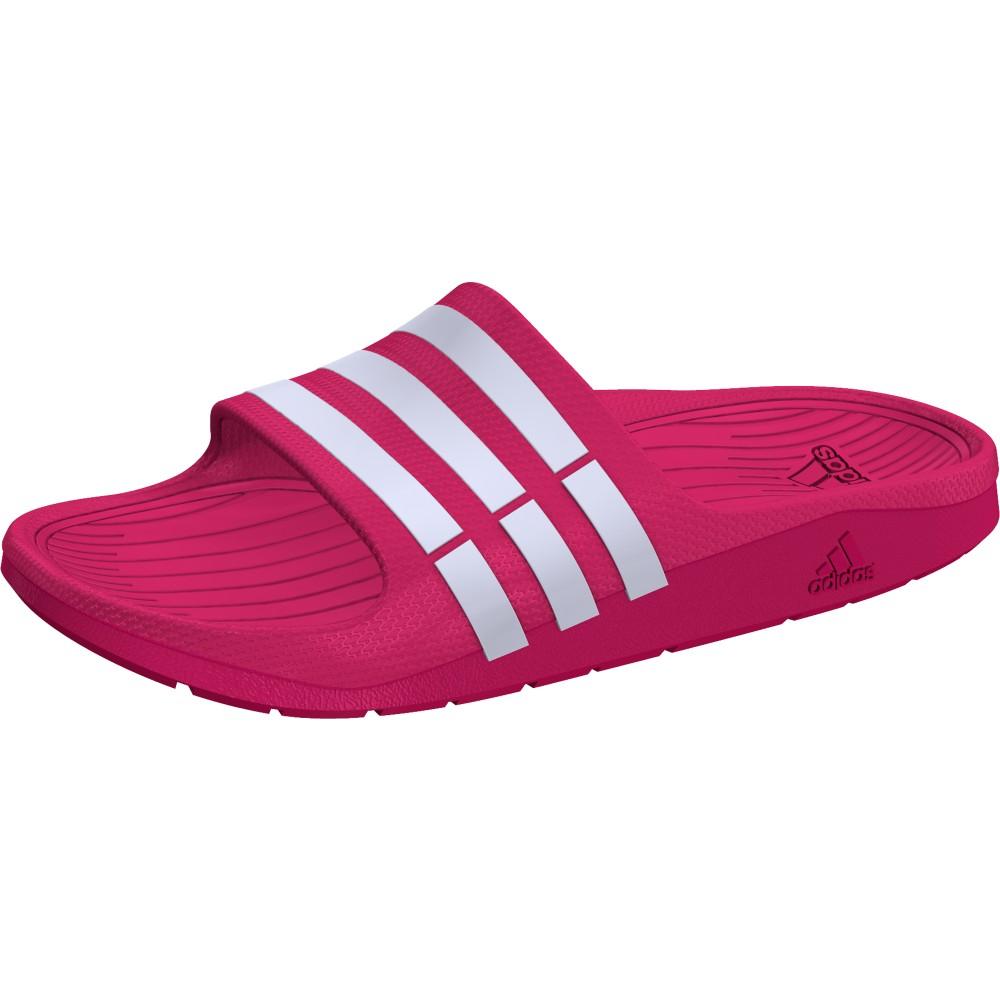 Adidas Rosa Duramo Chanclas K Slide VUzGLqSMjp