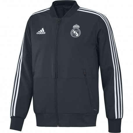 Real Adidas Madrid Presentación 1819 Chaqueta 0knwOP