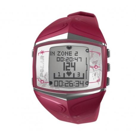 Polar FT60F Pulsómetro rosa