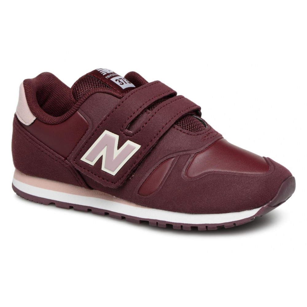 new balance niña 373 granate