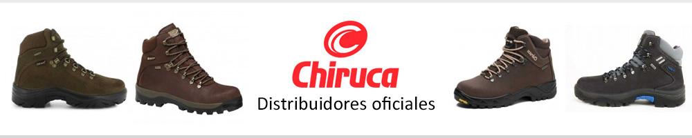 Distribuidores oficiales Chiruca