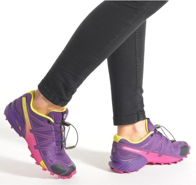 Zapatillas de Trail Running para Mujer SALOMON Speedcross 4 W
